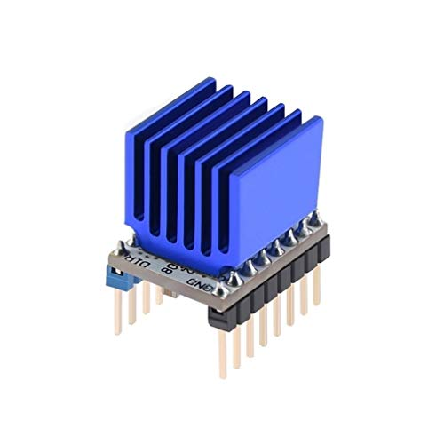 Nologo MZHE TMC2209 V1.2 Stepper Motor Driver TMC2208 UART 2.8A 3D Printer Parts TMC2130 TMC5160 For SKR V1.3 V1. 4 Mini E3 Suitable for most printers, making your printer q