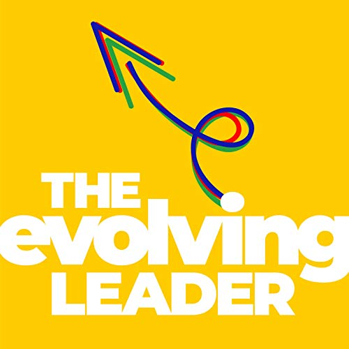 The Evolving Leader  By  cover art