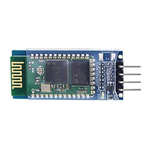 DIAMOEN HC-06 de Serie reemplazo de 4 Pines Bluetooth Transeiver Módulo Maestro de RF inalámbrico para Arduino