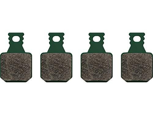 Magura Unisexe - Adulte 8.S Plaquettes de Frein Vert - Lot de 2