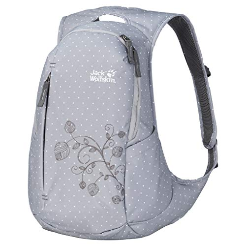 Jack Wolfskin Ancona Bequemer Daypack, Alloy dots, ONE Size