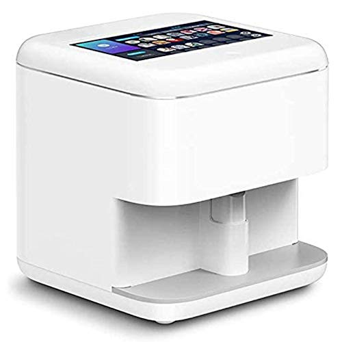 3D Nail Printer, Wifi Wireless Easy All-intelligent Nail Print Mobile Transfer Photos 35 Seconds Quick Nail Art