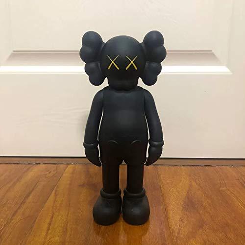 Zhang Originalfake Permanente KAWS Acción Oso Figura Figura Vinilo Exquisita Estatua del Ornamento del Artista de Juguete Modelo de 8 Pulgadas for Hobbies Collecting