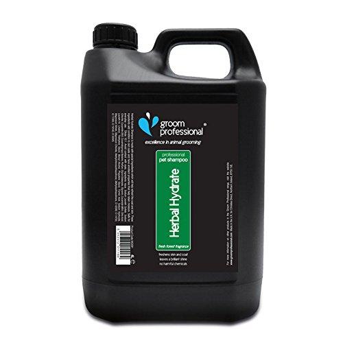 Groom Professional Herbal Hydrate Shampoo 4 Litre