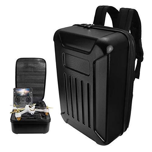 DASEXY Caso de Shell duro a prueba de agua mochila bolsa de transporte for HUBSAN X4 H501S Quadcopter Organización