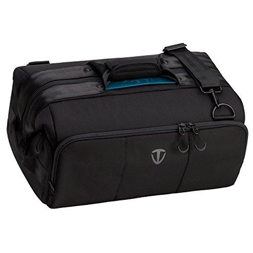 Tenba Cineluxe Shoulder Bag 21 Black For Movie Making Equipment 54 cm