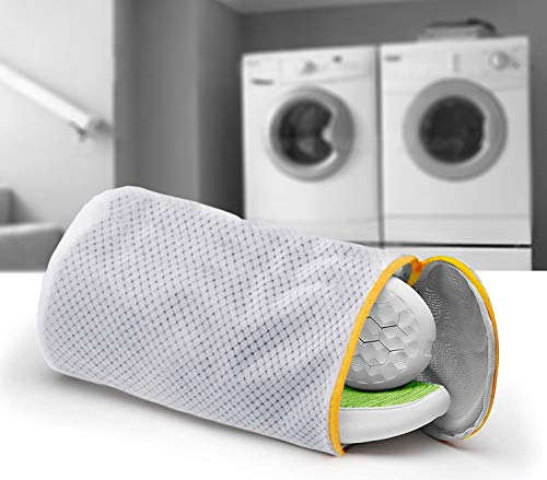 Laundry Bag Shoes Wash Bags for Washing Machine 2 Pack Sneaker Mesh Washing Cleaning Bag Laundry Protector Travel Organization Bag 7×15