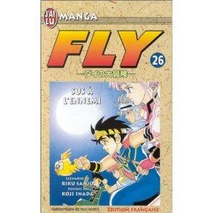 Fly, tome 26 : Sus à l'ennemi