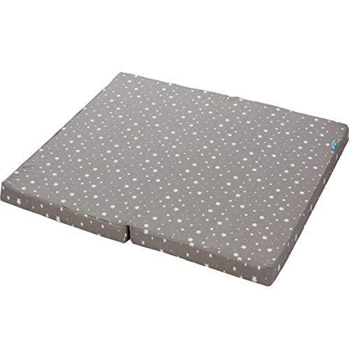 Matratze für Laufstall Laufgitter Baby (100 x 90 cm) 100% Baumwolle