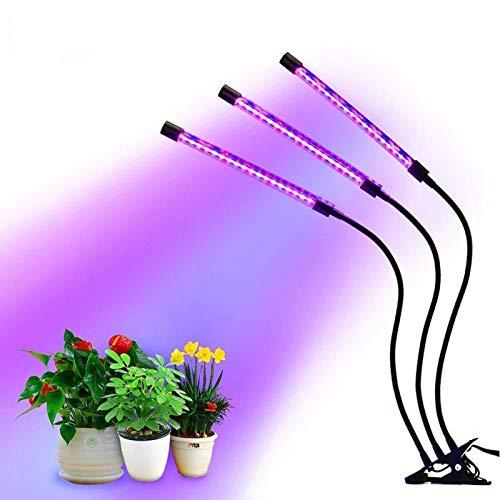 Grow Light Full spectrum plantenlamp plantenlamp 4 hoofd waxlicht 5 V USB LED plantenlampen volledig spectrum fyto lamp voor indoor groente bloemen kweken broek licht tent