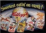 Hot Properties Kellogg's Sweetest Earin On Earth Magnet KM1714