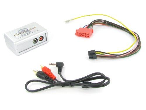 T1 Audio T1-ctvvgx002 - Haut-Parleur Adaptateur pour VW Passat Philips CET Auxiliaire Adaptateur Entrée Permet Une Connexion sans Soudure Externes Audio Source à Votre Usine Radio