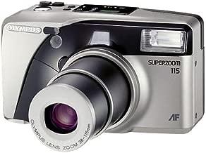 Olympus Superzoom 115 Compact Camera