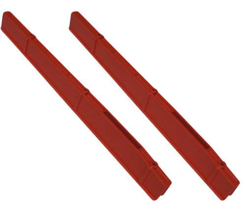 Ridgid R4010 Tile Saw Replacement Throat Plate (2 Pack) # 080009006034-2PK