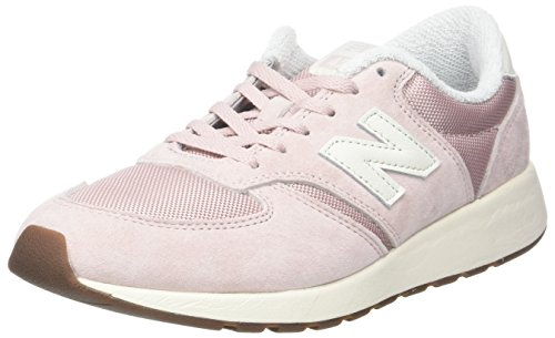 New Balance Women's Training Running Shoes, Pink Faded Rose, 40.5