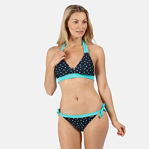 Flavia Reggiseno da Bikini con Scollo all'Americana