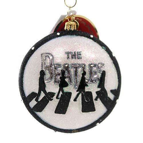 Christopher Radko Abbey Road Christmas Ornament