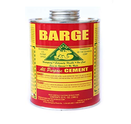 Barge All Purpose Cement Quart (O22721)