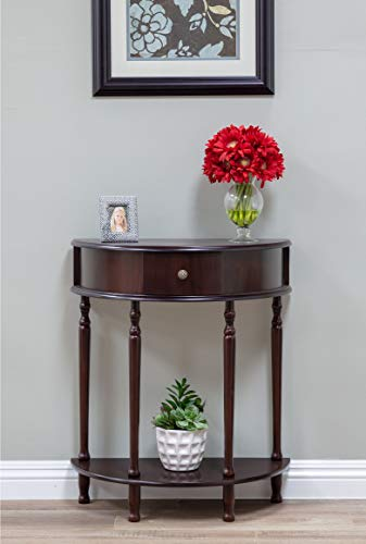 17 best console tables for entryway cherry wood for 2021