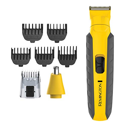 Virtually Indestructible All-in-One Grooming Kit, Yellow (Renewed)