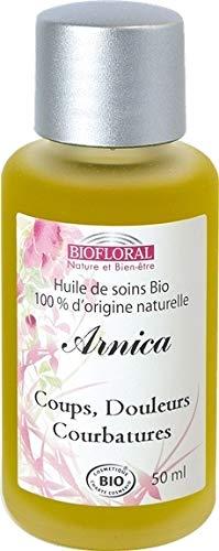 Biofloral - Arnica - Huile végétale bio - Biofloral