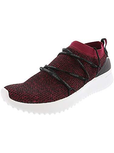 adidas Women's UltimaMotion Running Shoe, Mystery Ruby/Black/White, 8 M US