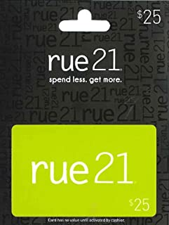 rue 21 gift card balance check