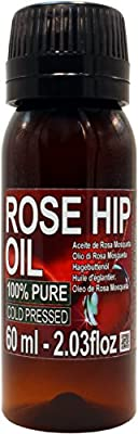 Aceite Rosa Mosqueta 100%