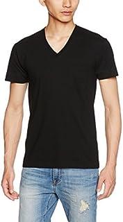 [エヌハリウッド] UNDER SUMMIT WEAR 1 RCH V NECK T-SHIRT 半袖 Vネック Tシャツ 1RCH