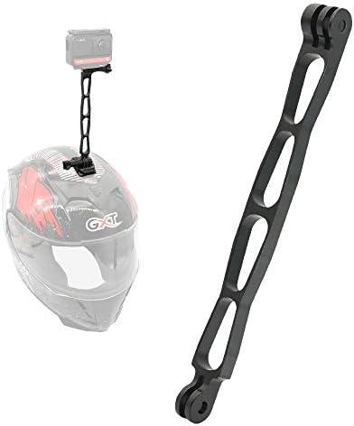 Aluminum Alloy Extension Arm Metal Pole Mount Helmet Stick Extension Arm Mount for Gopro 9 MAX product image