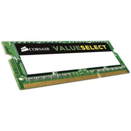 Corsair Cmso8gx3m1a1600c11 Value Select 8gb Ddr3 1600 Computer Zubehör