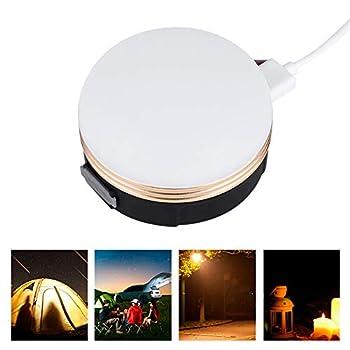 Lampe de Tente à LED, Lampe de Camping à Chargement USB, pour Accessoire de de Camping Tente de Lampe Haute luminosité