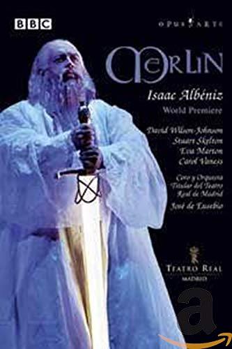 Isaac Albeniz - Merlin / Wilson-Johnson, Skelton, Marton, Vaness, Odena, Eusebio (Teatro Real Madrid 2004)