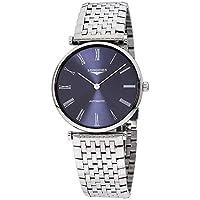 Longines La Grande Classique ブルーダイヤル ステンレススチール メンズ 腕時計 L49084946