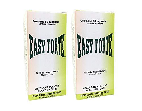 Easy Figure Forte 100% Natural 60 Pills the Original FAT Burner