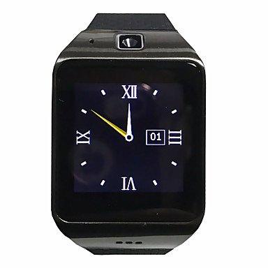LIANHUAJIEDAO Lemumu LG 118 Smar twatch Card Bluetooth Watch Unterstützung SIM/TF/NFC-Funktion für Android/IOS, Weiß