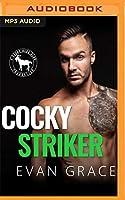 Cocky Striker: A Hero Club Novel