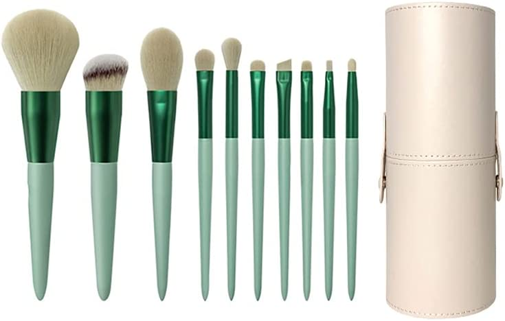 CJSWT Makeup Brush Set 10pcs Beautiful Premi Fort Worth Mall with Brushes Outlet sale feature