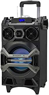 Altavoz Multimedia Bap 750 Karaoke 750W Bluetooth BRIGMTON