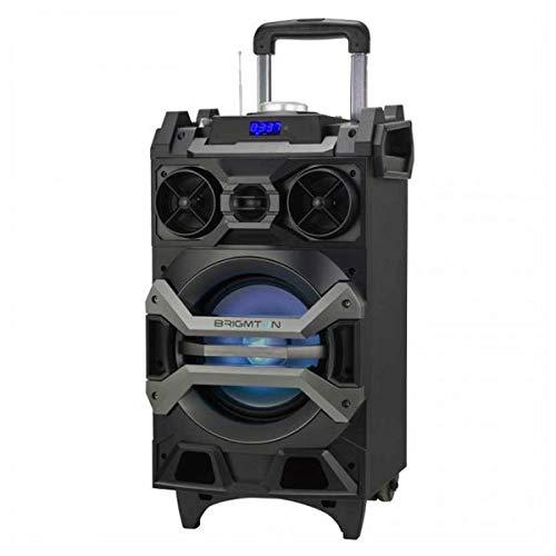 Altavoz Multimedia Bap 750 Karaoke 750W Bluetooth