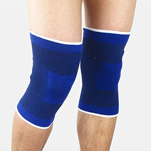 Busirsiz Rodilleras Knee Pads Deporte Deportes Rodilleras Calentamiento de Punto Rompevientos