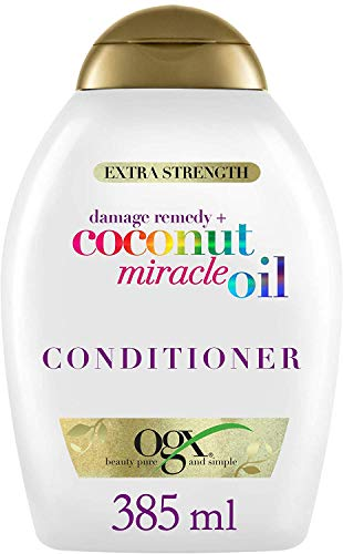 Ogx Extra Strength Damage Remedy Plus Coconut Miracle Oil Conditioner
