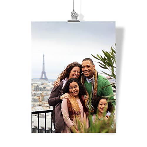 Price comparison product image H5print Posters with Your Family Photos Personalized Gifts for Men / Women Custom Print Wall Art - 11x14 inches