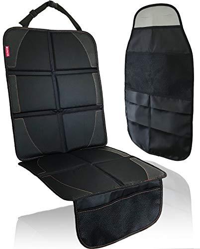 セーフティライフ(SafetyLife) シートカバー キックガード 2点組 ブラック FT-948