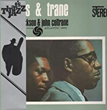 BAGS AND TRANE LP (VINYL ALBUM) JAPANESE ATLANTIC 1972