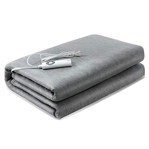 Bewinch Electric Heated Blanket, Plumbing Blanket, Single Control,In Addition To Mites And Moisture,Overheat Protection,Suitable for Pregnant Woman, Infants And The Elderly,180 * 120CM