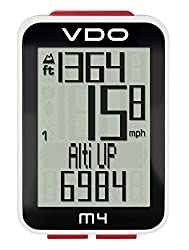 VDO M4 bike computer, black