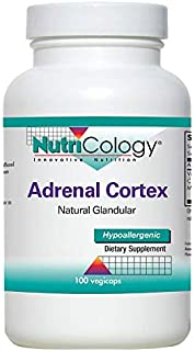 NutriCology Adrenal Cortex 100 Vegicaps