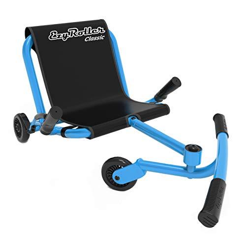 EzyRoller Classic Kinderfahrzeug Dreirad Sitz Spielzeug, Farbe: blau