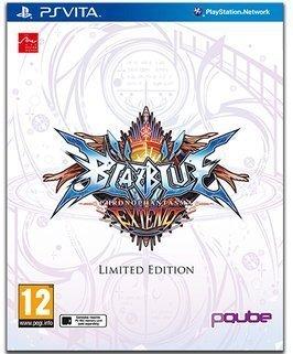 Blazblue Chrono Phantasma Extend Limited Edition (PS Vita)